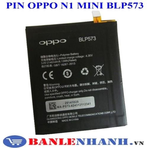 PIN OPPO N1 MINI BLP573 - 4620908 , 17017003 , 15_17017003 , 105000 , PIN-OPPO-N1-MINI-BLP573-15_17017003 , sendo.vn , PIN OPPO N1 MINI BLP573