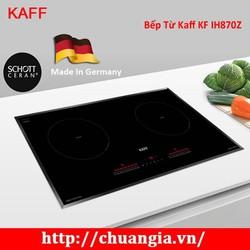 Bếp Từ Kaff KF IH870Z Tặng Máy Hút Mùi Kaff Kinh Cong