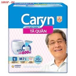 Tã quần siêu thấm Caryn M7