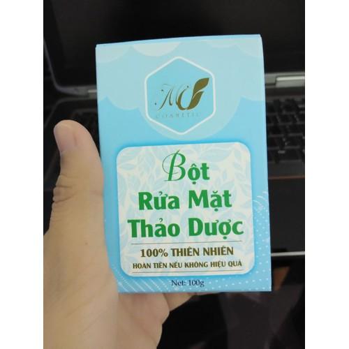 Bột rửa mặt thảo dược Mộc Dung - 7089578 , 16996827 , 15_16996827 , 250000 , Bot-rua-mat-thao-duoc-Moc-Dung-15_16996827 , sendo.vn , Bột rửa mặt thảo dược Mộc Dung