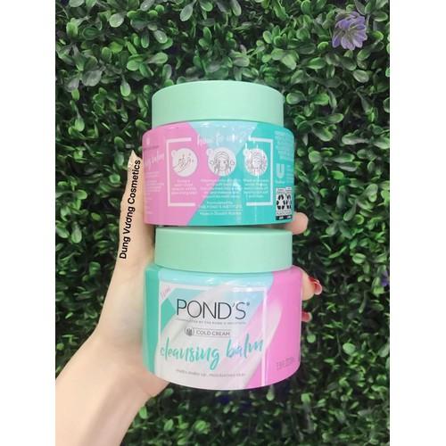 Kem Lạnh Tẩy Trang Pond's Cold Cream Cleansing Balm