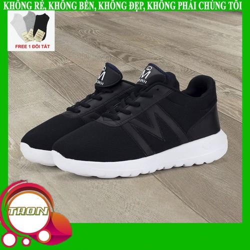 Giày sneaker nam thể thao TS145 Tronshop FREE 1 ĐÔI TẤT