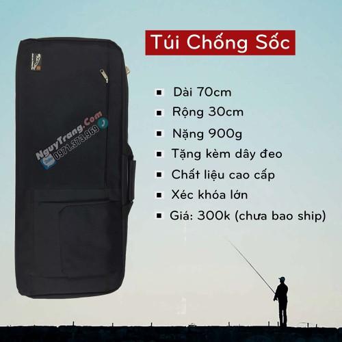 Túi chống sốc đựng cần câu cá dài 70cm - 7097722 , 17003367 , 15_17003367 , 310000 , Tui-chong-soc-dung-can-cau-ca-dai-70cm-15_17003367 , sendo.vn , Túi chống sốc đựng cần câu cá dài 70cm