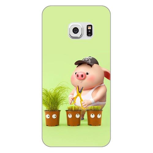 Ốp lưng điện thoại samsung galaxy s7 - Pig 21