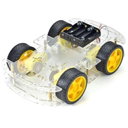 khung Robot 4WD