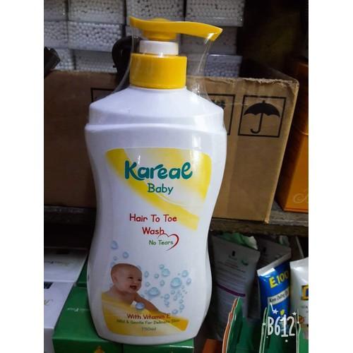 Sữa tắm em bé kareal 800ml - 17007926 , 17006342 , 15_17006342 , 90000 , Sua-tam-em-be-kareal-800ml-15_17006342 , sendo.vn , Sữa tắm em bé kareal 800ml