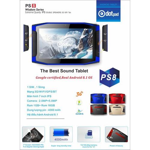 Máy tính bảng DOTPAD PS8 - 7091787 , 16998874 , 15_16998874 , 1490000 , May-tinh-bang-DOTPAD-PS8-15_16998874 , sendo.vn , Máy tính bảng DOTPAD PS8