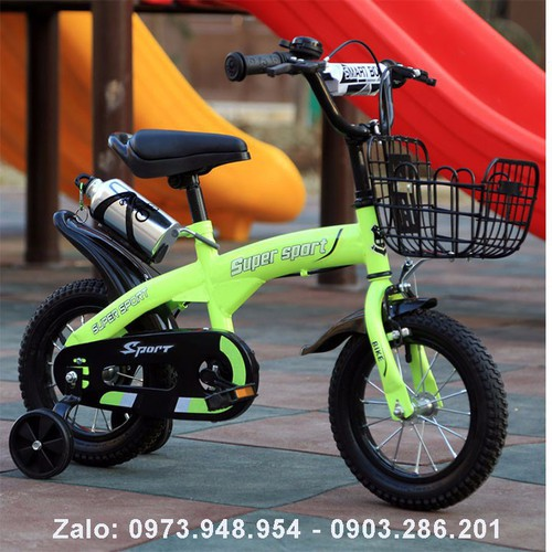 Xe đạp - Xe đạp trẻ em