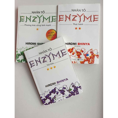 Sách nhân tố enzyme - 7148943 , 17034179 , 15_17034179 , 237000 , Sach-nhan-to-enzyme-15_17034179 , sendo.vn , Sách nhân tố enzyme