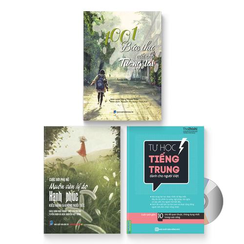 Combo 3 sách: Cuộc đời phụ nữ: Muôn vàn lý do hạnh phúc, kiêu hãnh và không hối tiếc + 1001 bức thư viết cho tương lai + Tự Học Tiếng Trung Cho Người Việt + DVD quà tặng - 7171233 , 17045399 , 15_17045399 , 279000 , Combo-3-sach-Cuoc-doi-phu-nu-Muon-van-ly-do-hanh-phuc-kieu-hanh-va-khong-hoi-tiec-1001-buc-thu-viet-cho-tuong-lai-Tu-Hoc-Tieng-Trung-Cho-Nguoi-Viet-DVD-qua-tang-15_17045399 , sendo.vn , Combo 3 sách: Cuộc đ