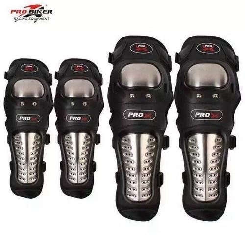 Giáp bảo hộ tay chân 4 món INOX Probiker X chính hãng - 7147770 , 17033121 , 15_17033121 , 360000 , Giap-bao-ho-tay-chan-4-mon-INOX-Probiker-X-chinh-hang-15_17033121 , sendo.vn , Giáp bảo hộ tay chân 4 món INOX Probiker X chính hãng