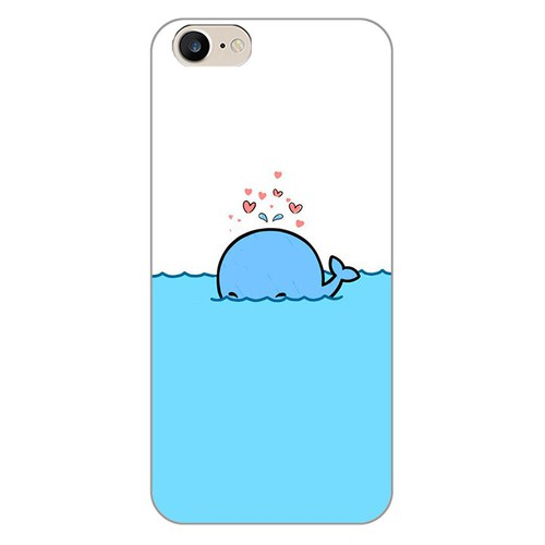 Ốp lưng điện thoại iphone 6 - Dolphin 02