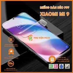 Miếng dán cao cấp PPF dành cho Xiaomi Mi 9 – Dán màn hình Mi 9