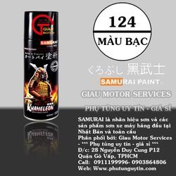 SƠN SAMURAI 124