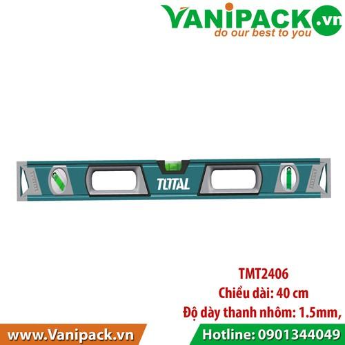 Thước thủy 40cm Total TMT2406