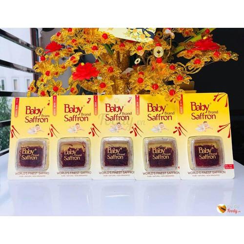Saffron nhãn hàng Baby nhập khẩu từ Ấn Độ chất lượng cao hàng chính hãng - 7161749 , 17041094 , 15_17041094 , 250000 , Saffron-nhan-hang-Baby-nhap-khau-tu-An-Do-chat-luong-cao-hang-chinh-hang-15_17041094 , sendo.vn , Saffron nhãn hàng Baby nhập khẩu từ Ấn Độ chất lượng cao hàng chính hãng
