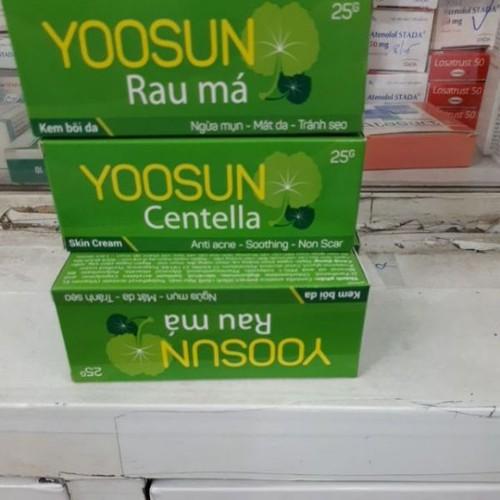 Yoosun Rau má
