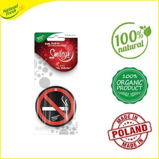 Miếng sáp thơm cấm hút thuốc treo ô tô, tủ quần áo Natural Fresh NS001 - NS001 thumbnail