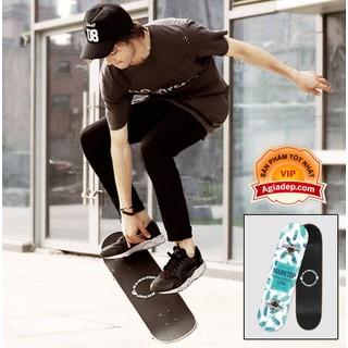 Ván trượt chuyên nghiệp - dành cho thanh thiếu niên - Skateboard Marktop - Hàng xịn xuất Châu Âu (Bản UK) - Agiadep404 thumbnail