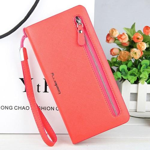 Ví nữ thời trang thương hiệu Baellerry - màu đỏ - 7136820 , 17027322 , 15_17027322 , 209000 , Vi-nu-thoi-trang-thuong-hieu-Baellerry-mau-do-15_17027322 , sendo.vn , Ví nữ thời trang thương hiệu Baellerry - màu đỏ