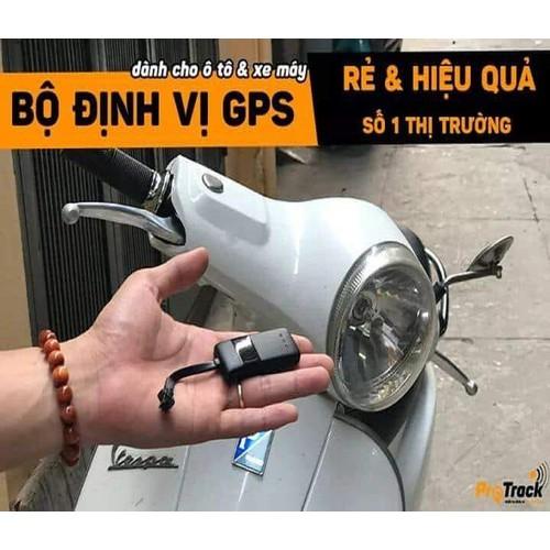 Định vị xe máy - ô tô Protrack uy tín chất lượng cao sô 1 Việt Nam