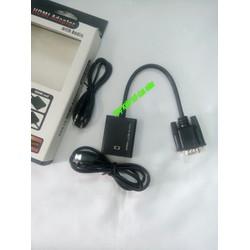 CÁP CHUYỂN  VGA TO  HDMI ÂM THANH -TEST 7 NGÀY