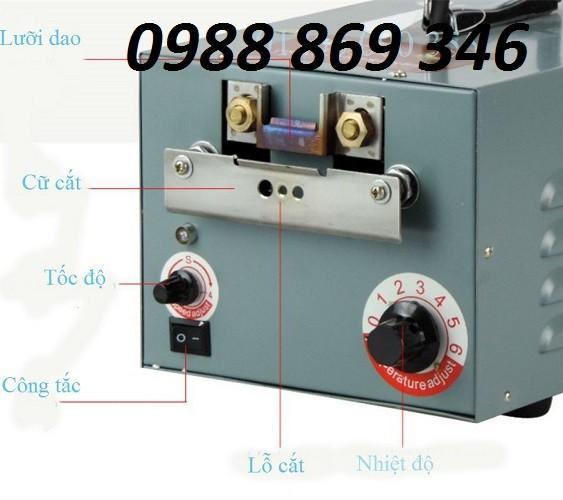 www.123nhanh.com: Máy cắt mỏ gà tự động tặng kèm 2 lưỡi dao