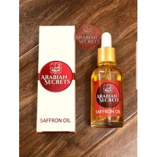 Tinh dầu nhụy hoa nghệ tây 30ml - Saffron oil Arabian secrets - SO001 thumbnail