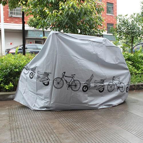 Áo trùm xe máy xe đạp loại tốt - PK112D