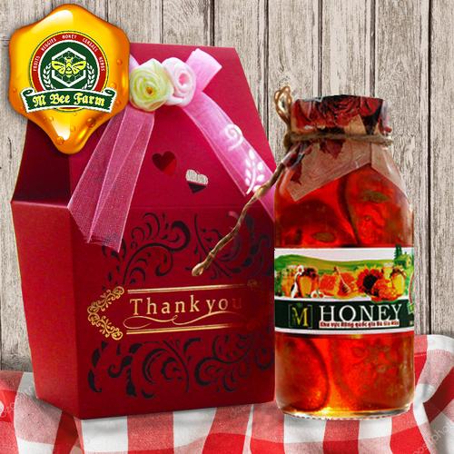 M Honey - Mật ong CHANH ĐÀO NÚI - chai thủy tinh châu âu cao cấp sang trọng - 100ml - 7163108 , 17041812 , 15_17041812 , 70000 , M-Honey-Mat-ong-CHANH-DAO-NUI-chai-thuy-tinh-chau-au-cao-cap-sang-trong-100ml-15_17041812 , sendo.vn , M Honey - Mật ong CHANH ĐÀO NÚI - chai thủy tinh châu âu cao cấp sang trọng - 100ml