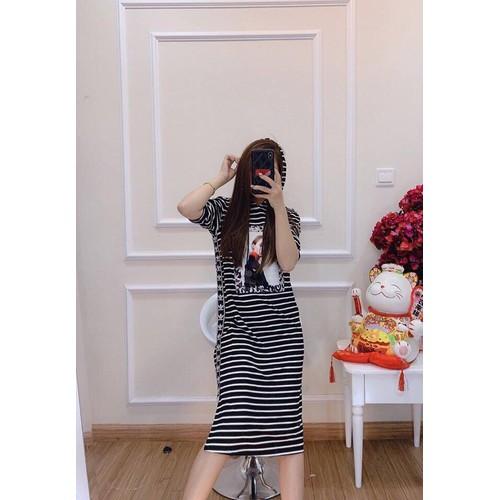 Đầm hoodie cô gái CAO CẤP LL2703 mới nè