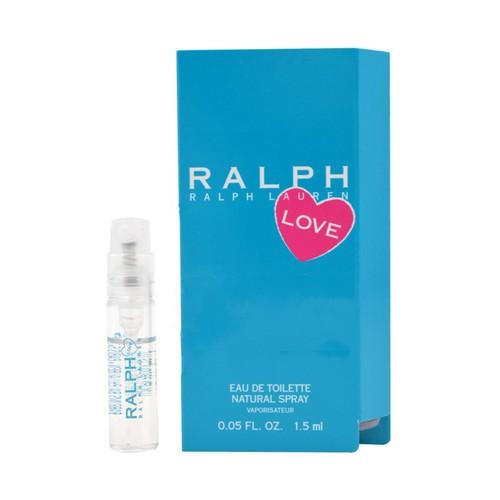 Mẫu Thử Hàng Hiệu Nước Hoa Vial Nữ RALPH LAUREN Ralph Love EDT 1.5ml
