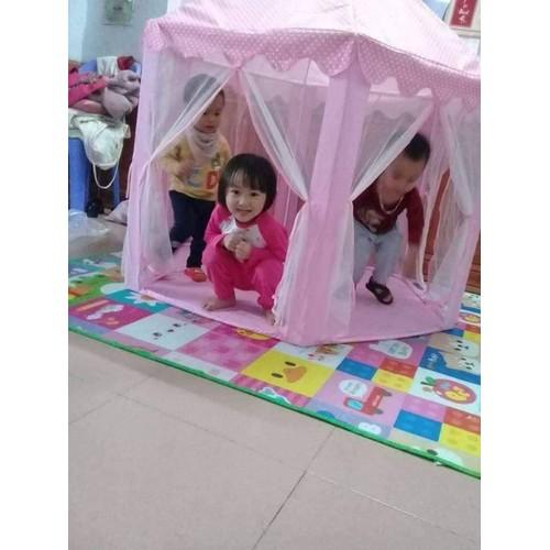 lều công chúa cho bé - 7167126 , 17043904 , 15_17043904 , 400000 , leu-cong-chua-cho-be-15_17043904 , sendo.vn , lều công chúa cho bé