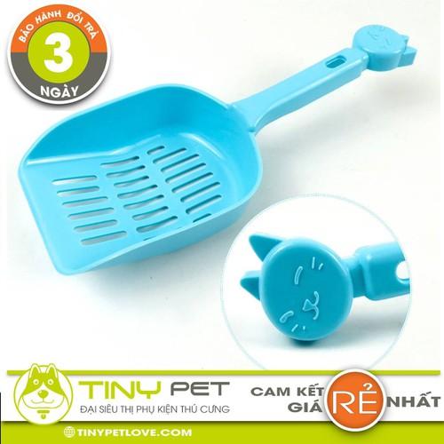 Xẻng Hót Phân Cho Chó Mèo - Xẻng Nhựa Xúc Cát Vệ Sinh - Đại Siêu Thị Phụ Kiện Thú Cưng TinyPetLove