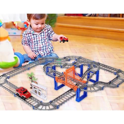 Lắp ráp mô hình đường ray xe ô tô - 7149727 , 17034860 , 15_17034860 , 125000 , Lap-rap-mo-hinh-duong-ray-xe-o-to-15_17034860 , sendo.vn , Lắp ráp mô hình đường ray xe ô tô