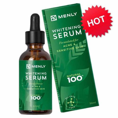 Menly - Serum dưỡng trắng da dành cho nam