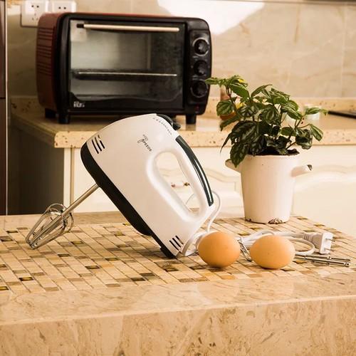 Máy đánh trứng cầm tay 7 tốc độ - bảo hành 1 năm