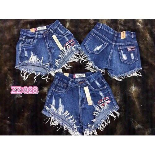quần short jean nữ siêu đẹp - 7138778 , 17028427 , 15_17028427 , 115000 , quan-short-jean-nu-sieu-dep-15_17028427 , sendo.vn , quần short jean nữ siêu đẹp