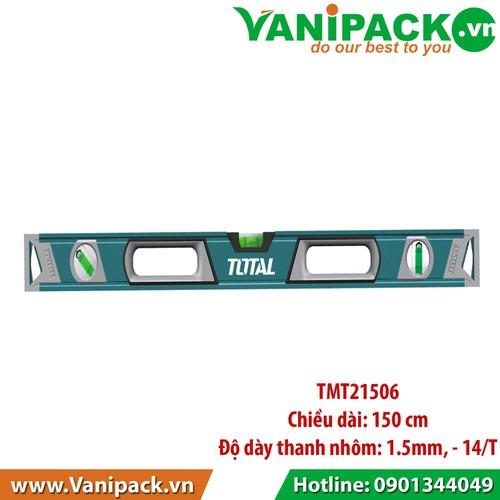 Thước thủy 150cm Total TMT21506 - 7144225 , 17031075 , 15_17031075 , 381810 , Thuoc-thuy-150cm-Total-TMT21506-15_17031075 , sendo.vn , Thước thủy 150cm Total TMT21506