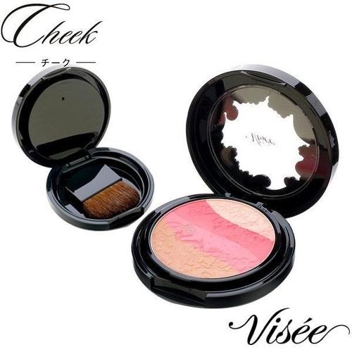 Phấn má và tạo khối Kose Visee Blend Color Cheeks 7,5g  Nhật Bản