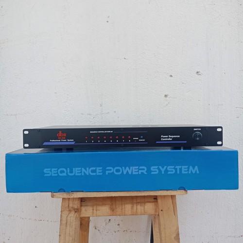 Quản lý nguồn DBX SR-328 - Quản lý nguồn DBX SR-328