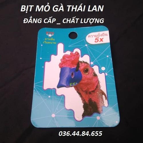 BỊT MỎ CHO GÀ CHỌI THÁI LAN - 7137321 , 17027674 , 15_17027674 , 50000 , BIT-MO-CHO-GA-CHOI-THAI-LAN-15_17027674 , sendo.vn , BỊT MỎ CHO GÀ CHỌI THÁI LAN
