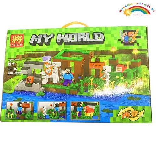 Mua Đồ Chơi Lắp ghép Myworld 33236 [THÔNG MINH - SÁNG TẠO]