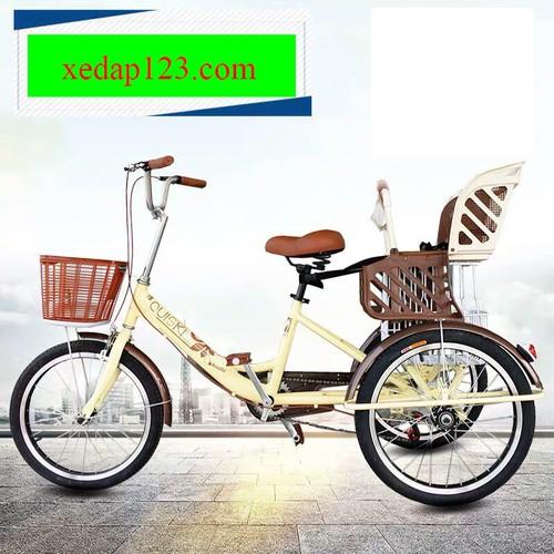 Xe đạp ba bánh cho người già - 7171551 , 17045493 , 15_17045493 , 4900000 , Xe-dap-ba-banh-cho-nguoi-gia-15_17045493 , sendo.vn , Xe đạp ba bánh cho người già