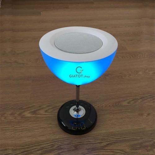 Loa Bluetooth kiêm đèn ngủ cảm ứng LTP JY-35C