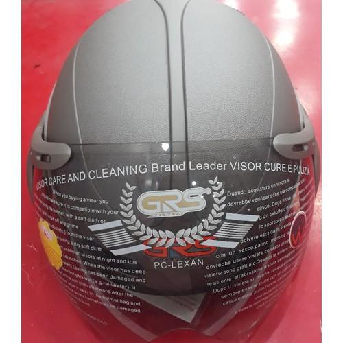 Mũ bảo hiểm GRS kính