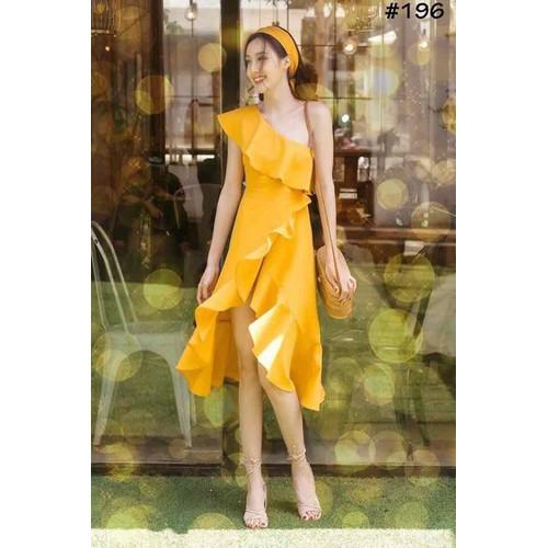 CC Lemon Dress