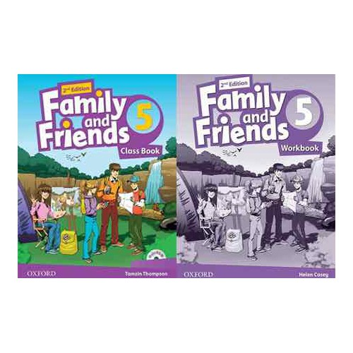 Family And Friends 5 - 2nd Edition - 7217829 , 17070043 , 15_17070043 , 150000 , Family-And-Friends-5-2nd-Edition-15_17070043 , sendo.vn , Family And Friends 5 - 2nd Edition