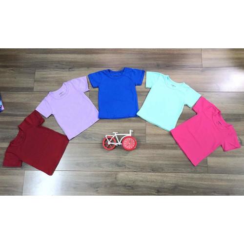 combo 3 áo phông trẻ em - áo cotton cho bé