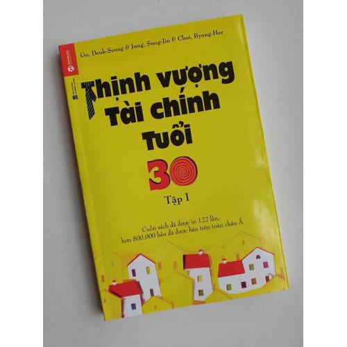 Sách thịnh vượng tài chính tuổi 30 tập 1